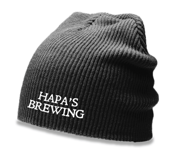 Hapa's Brewery Beanie