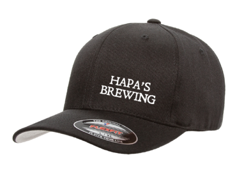 Hapa's Brewery Flex Fit Hat