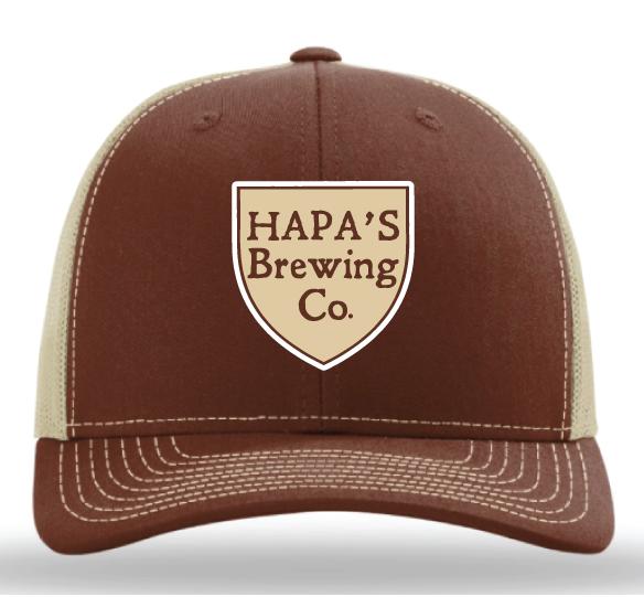 Patch Hat - Shield