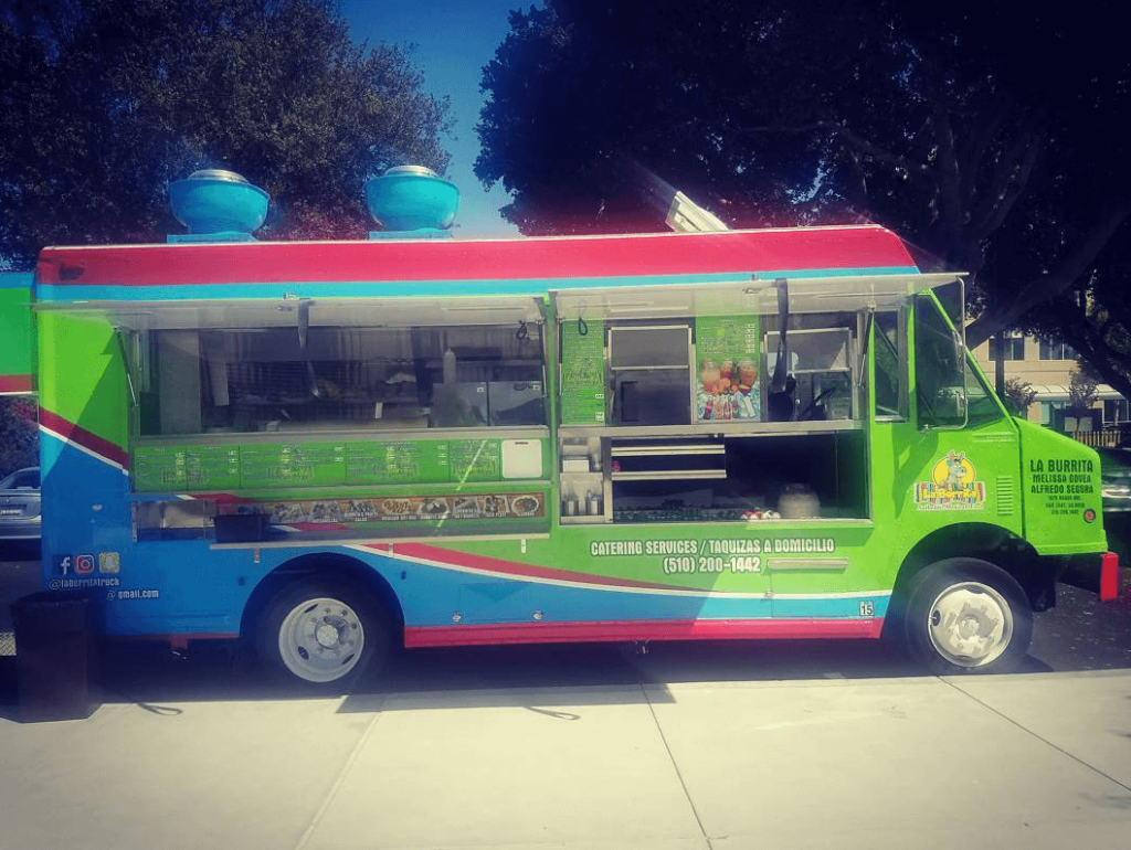 Taco Tuesday with La Burrita Food Truck!